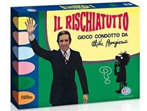 EDITRICE GIOCHI Il Rischiatutto Gioco Classico Adulti Da Tavolo Giocattolo 182