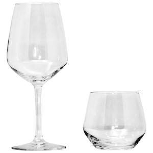 Set Bicchieri  Juliette Vino + Omaggio Acqua