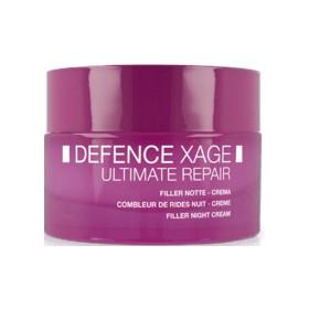 Bionike Defence Xage Ultimate Repair Filler notte crema pelli sensibili e intolleranti