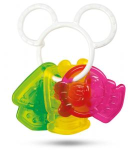 CLEMENTONI Chiavi Morbide Disney Baby Trillo Sonaglino Prima Infanzia Giocattolo 366