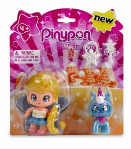 FAMOSA Pinypon Star & Pet Cdu 828