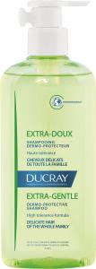 Ducray Extra Delicato shampoo per tutta la famiglia 400 ml