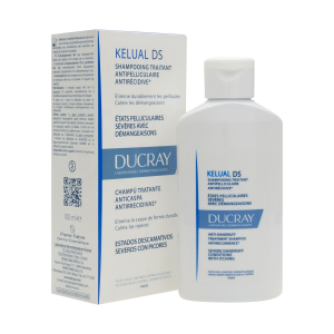 Ducray Kelual DS shampoo trattante Antiforfora forfora severa con prurito