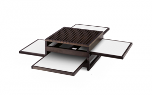 Table basse tetra