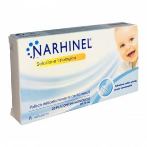 Narhinel Soluzione Fisiologica 20 flaconcini 5ml