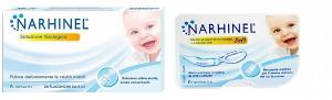 Narhinel Bipack Aspiratore + Soluzione Fisiologica