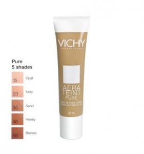Vichy Fondotinta Crema Satinee 46 Honey