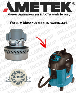 446L Vacuum Motor Amatek  for vacuum cleaner MAKITA