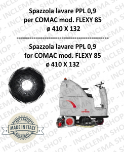 FLEXY 85 Strandard Wash Brush PPL 0,9 for Scrubber Dryer COMAC