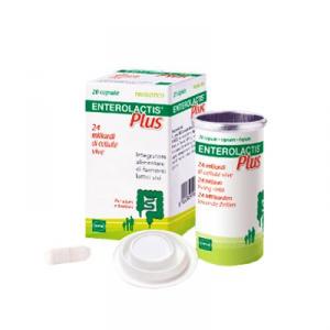 Enterolactis plus 24 miliardi fermenti 20 capsule