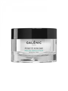 Gelènic Puretè Sublime Peeling  Rènovateur liscia la superficie della pelle in 3 minuti