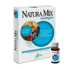 Aboca Natura Mix Sostegno 10 flaconcini