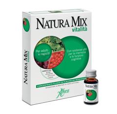 Aboca Natura Mix Vitalità 10 flaconcini