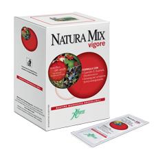 Aboca Natura Mix Vigore 10 bustine orosolubili