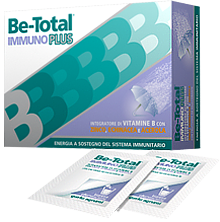 Be-Total Immuno Plus 14 buste