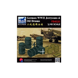 GERMAN JERRY CAN & FUEL DRUM