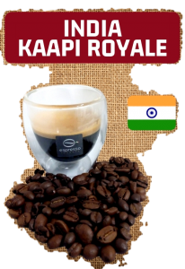 Single Origin India Kappi Royal 60 capsule compatibili nespresso
