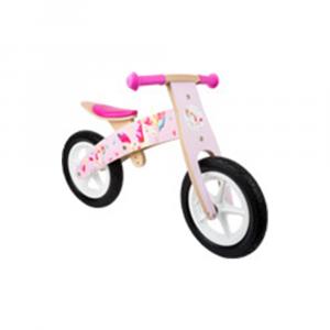 Biciclettina rosa «Unicorno»