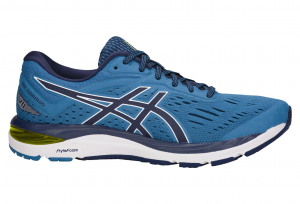 SCARPE ASICS GEL-CUMULUS 20 RACE BLUE/PEACOAT 1011A008-400 RUNNNING