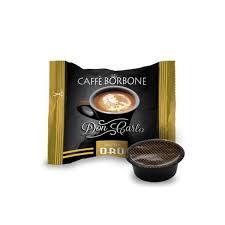 Box 50 capsule Borbone Don Carlo - Miscela Oro compatibili A Modo Mio