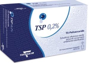 TSP 0,2 % Collirio - 30 Minicontenitori Ritappabili