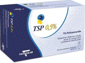 TSP 0,5 % Collirio - 30 Minicontenitori Ritappabili