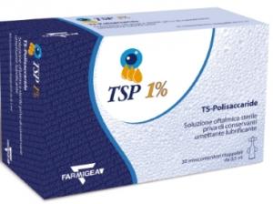 TSP 1 % Collirio - 30 Minicontenitori Ritappabili