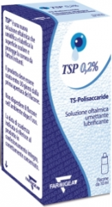 TSP 0,2 % Collirio - Flacone da 10 ml