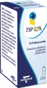 TSP 0,5 % Collirio - Flacone da 10 ml