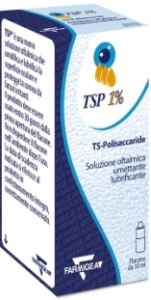 TSP 1 % Collirio - Flacone da 10 ml