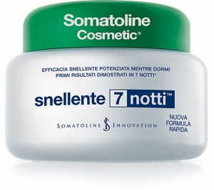 Somatoline Cosmetic Snellente 7 notti ultra intensivo crema