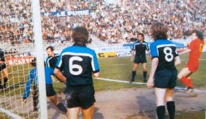 1979/80 Pescara MAGLIA away MATCH WORN #11