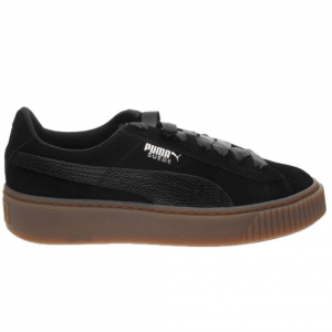 SNEAKERS PUMA SUEDE PLATFORM BUBBLE WN'S 366439-01 BLACK