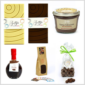 Confezione regalo media, simpatica e gustosa idea regalo per tutte le occasioni. Idee regalo n. 5