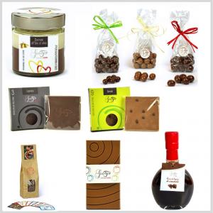 Confezione regalo grande, simpatica e gustosa idea regalo per tutte le occasioni. Idee regalo n. 6