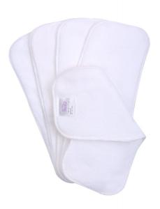 Triangoli - Pannolino lavabile (POCKET) con tasca + inserto di microfibra (Omaggio)