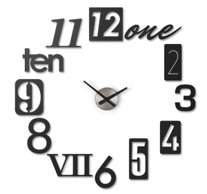 Orologio da parete Numbra