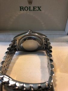 Orologio secondo polso Rolex date Just