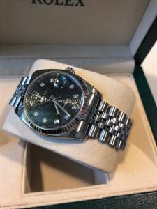 Orologio nuovo Rolex Date Just