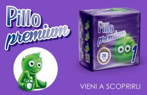 Pannolini Pillo Premium