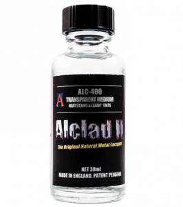 Transparent Medium - Heat Stains & Lexan Tints 30 ml.