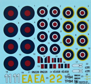 Me-109s in RAF, Pt.1 (Me-109F-4 Me 109G-2/Tropical Me-109G-14 Me-109G-6/U2)