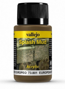 Splash Mud - European Splash Mud