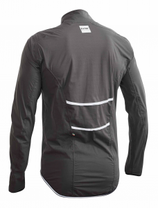 NORTHWAVE Man cycling jacket RAINSKIN anthracite grey