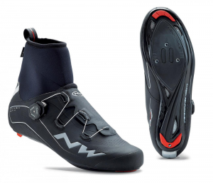 NORTHWAVE Man road cycling shoes FLASH GTX black