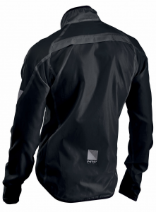 NORTHWAVE Man cycling jacket VORTEX black