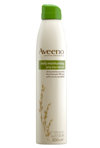 AVEENO DAILY MOISTURISING SPRAY IDRATANTE DOPO DOCCIA QUOTIDIANO 200ML