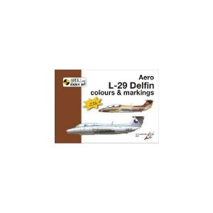 AERO L-29 COLOURS & 1/48 DECALS