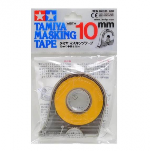 Masking Tape 10mm x 18m in Dispenser