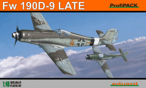 Fw-190D-9 LATE (PROFIPACK)